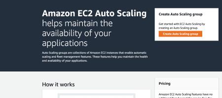 EC2 AWS Auto Scaling Group