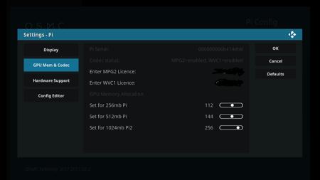 Kodi Video Licenses