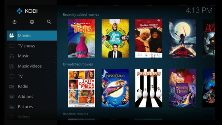 Kodi Movies Select Sources 8