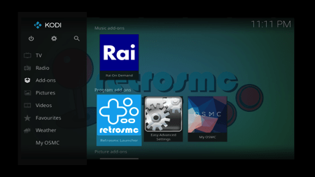 How to transform your Kodi Media Center in a Game Platform