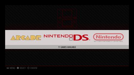 NintendoDS Menu