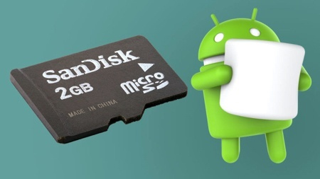 SD Card External Storage