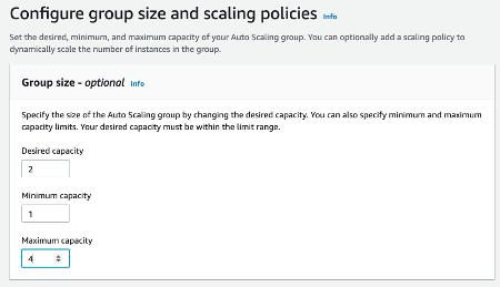ASGroup - Group Size
